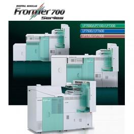 FRONTIER SERIE 750