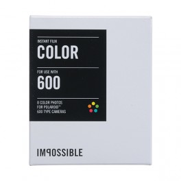 IMPOSSIBLE 600 COLOR